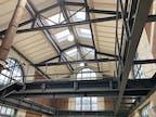 Galerie, Treppen, Handlauf in Loft