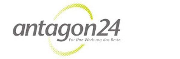 Logo von ANTAGON Maximal Werbegestaltung Lothar Riedel e.K.