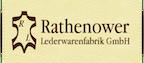 Logo von Rathenower Lederwarenfabrik GmbH
