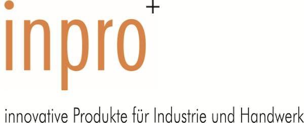 Logo von inpro+ innovative Produkte für Industrie und Handwerk