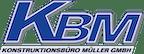Logo von KBM Konstruktionsbüro Müller GmbH