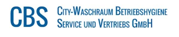 Logo von CBS City-Waschraum Betriebshygiene Service und Vertriebs GmbH
