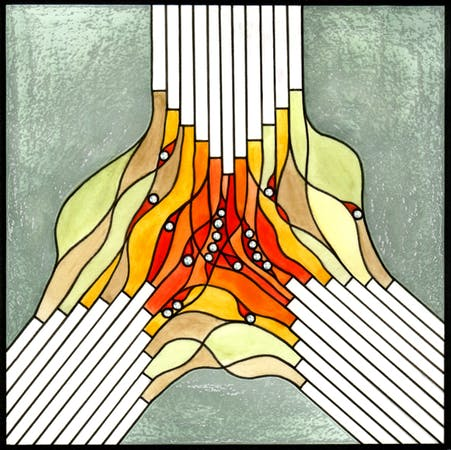 Logo von Glasmalerei und Bleiglas Ingrid Schuhknecht
