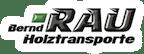 Logo von Rau Holztransporte