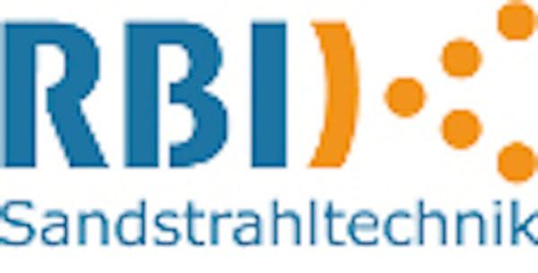Logo von RBI Sandstrahltechnik GmbH