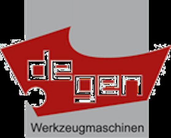 Logo von Degen Maschinenbau GmbH