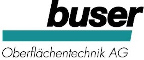 Logo von Buser Oberflächentechnik AG