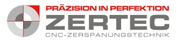 Logo von ZERTEC CNC-Zerspanungstechnik GbR