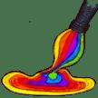 Logo von Zum bunten Pinselklecks