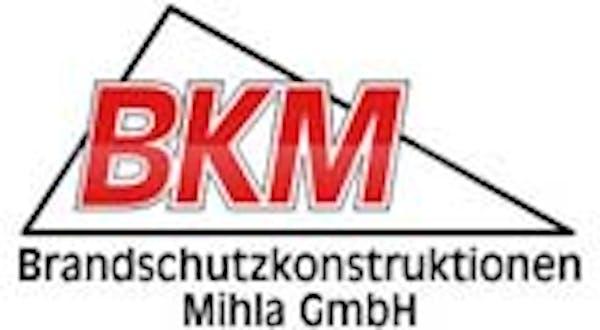 Logo von BKM - Brandschutzkonstruktionen Mihla GmbH