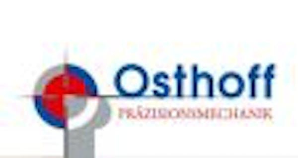 Logo von Osthoff · Präzisionsmechanik Inh. Horst Osthoff