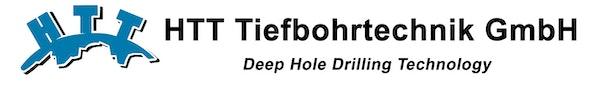 Logo von HTT Tiefbohrtechnik GmbH