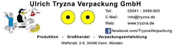 Logo von Ulrich Tryzna Verpackungen GmbH