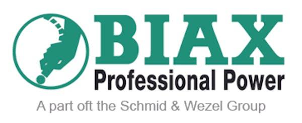 Logo von BIAX  by Schmid & Wezel GmbH