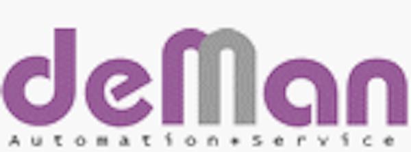 Logo von de Man Automation + Service GmbH & Co. KG