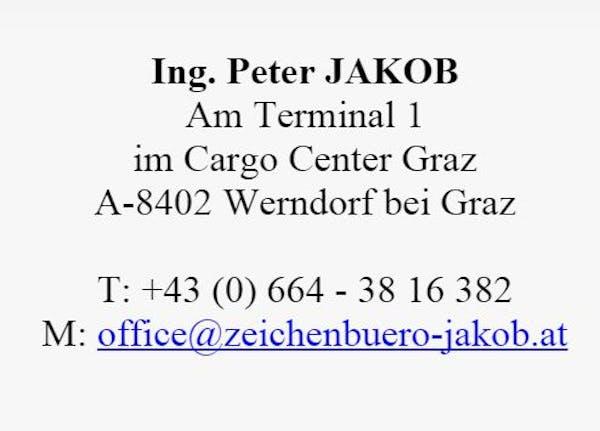 Logo von Ing. Peter Jakob Zeichenbüro