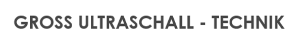 Logo von GROSS Ultraschall-Technik