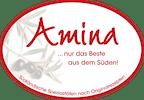 Logo von Amina GmbH - Großhandel und Einzelhandel für Lebensmittel