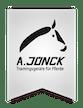 Logo von A. Jünck Trainingsgeräte für Pferde Inhaber: Alexander Jünck