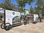 Fahrradwerbung Stadtradeln Wolfsburg