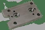 Flanschplatte ( Werkstoff: 1.4571)