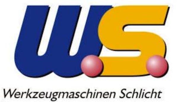 Logo von WS Werkzeugmaschinen Industrievertretung GmbH