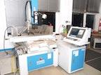 CNC-Startlocherodiermaschine