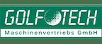 Logo von Golf Tech Maschinenvertriebs  GmbH