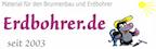 Logo von Erdbohrer Inh. Mario von Cederstolpe