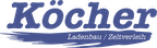 Logo von Köcher Ladenbau / Zeltverleih