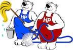 Logo von HP Lüftung- & Gebäudereinigung