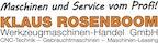 Logo von Klaus Rosenboom Werkzeugmaschinen-Handel GmbH
