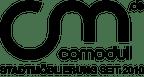 Logo von comodul Stadtmöblierung