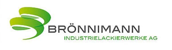 Logo von Brönnimann Industrielackierwerk AG