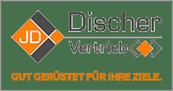 Logo von JD Discher Vertrieb