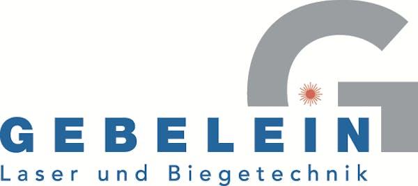 Logo von Gebelein Laser und Biegetechnik GmbH