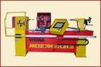 CNC gesteuerte Maschinen