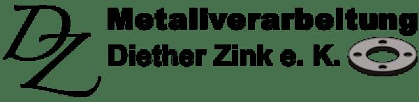 Logo von Metallverarbeitung Diether Zink e. K.