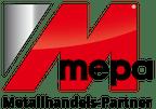 Logo von Mepa Metallfertigungs-Gesellschaft mbH & Co. KG