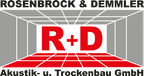 Logo von Rosenbrock & Demmler Akustik- und Trockenbau GmbH