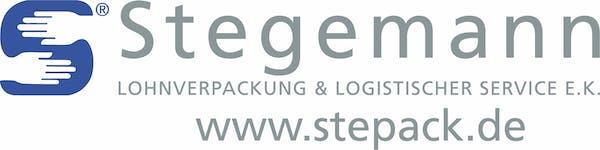 Logo von Stegemann Lohnverpackung & Logistischer Service e.K.