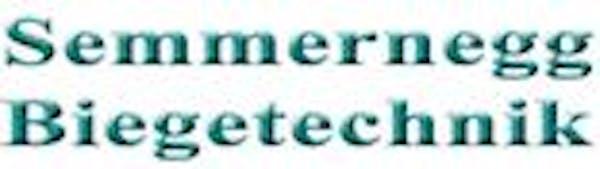Logo von Semmernegg GmbH Biegetechnik