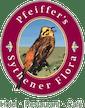 Logo von Pfeiffer's Sythener Flora