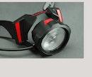 Modell LED-Stirnlampe