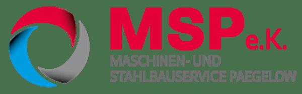 Logo von MSP e.K. Inh. Jörg Paegelow