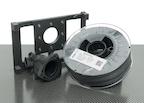 Bohrschablone F3 PA-CF Pro gedruckt