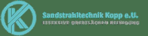 Logo von Sandstrahltechnik Kopp e.U