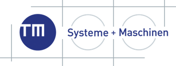 Logo von TM-Systeme + Maschinen