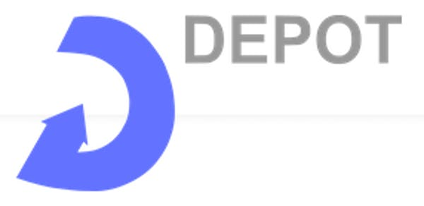 Logo von Depot Produktions- Lager & Handels GmbH