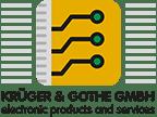 Logo von Krüger & Gothe GmbH